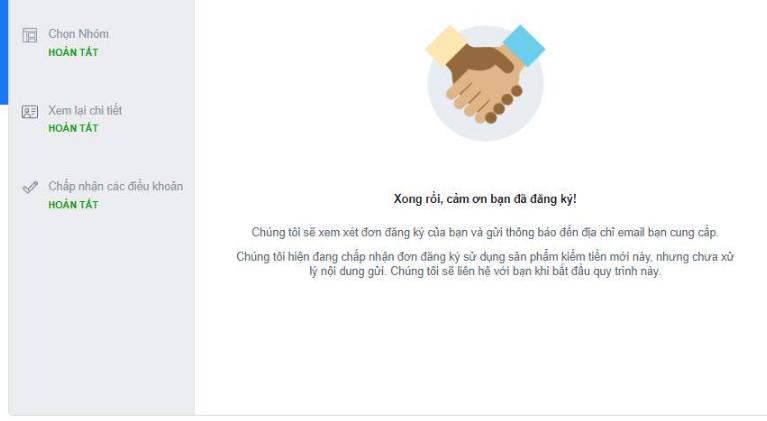 Cách bật kiếm tiền nhóm Grousp Facebook mới nhất