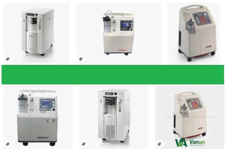 Review máy tạo oxy ( Oxi) trợ thở cá nhân mùa covid