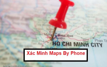 Cách xác minh google map local business không cần mã PIN