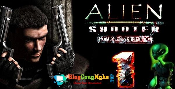 Download Game Alien Shooter 1 – Trò chơi bắn súng diệt quái vật