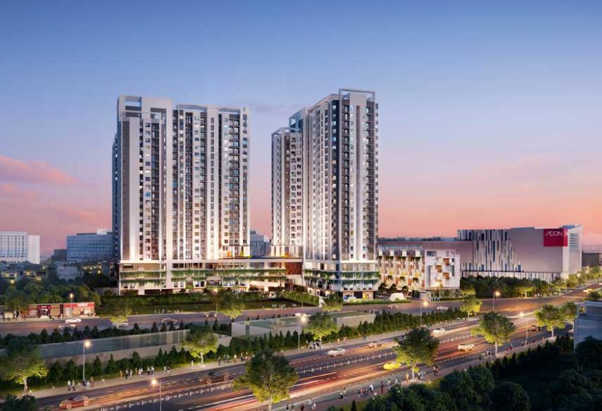 Review Căn hộ Moonlight Centre Point Quận Bình Tân Thành Phố Hồ Chí Minh